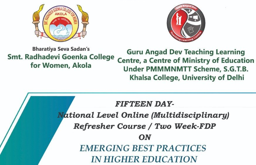 Course Image OFDP 46: Fifteen Days Online Multidisciplinary Refresher Course on Emerging Best Practices in Higher Education