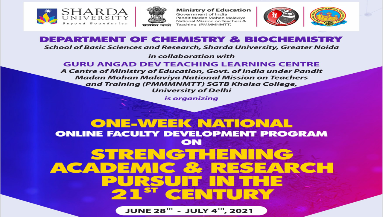 Course Image OFDP-47 - Strengthening Academic & Research Pursuit in the 21st Century
