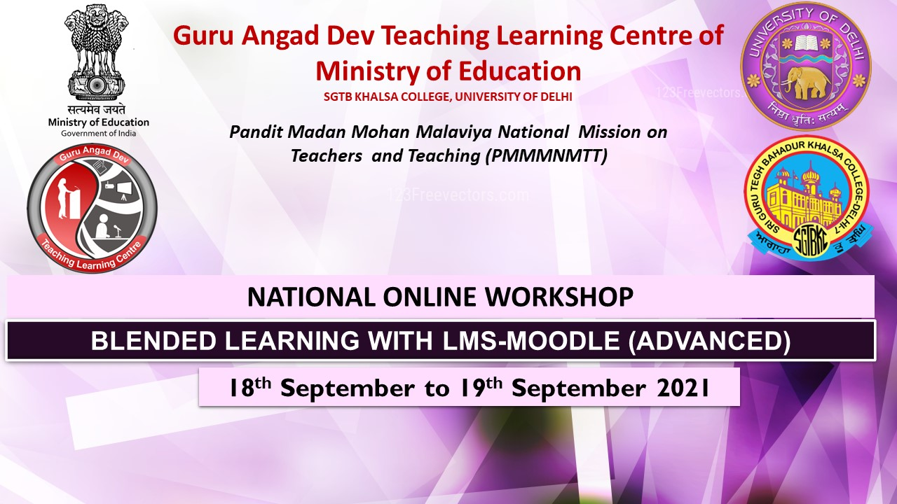 Course Image WKSP-20 LMS and Moodle Training (ADVANCED)